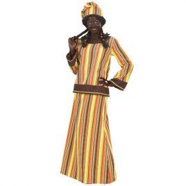 Costume femme africaine