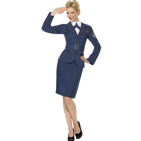 Costume femme Air Force seconde guerre mondiale