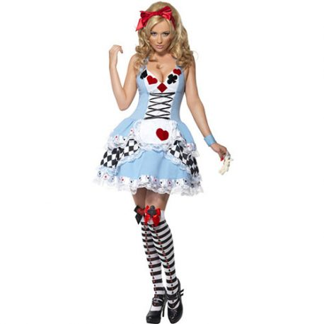 Costume femme Alice miss Wonderland