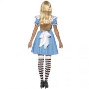 Costume femme Alice princesse des cartes dos