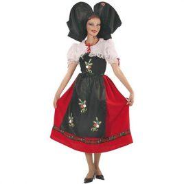 Costume femme alsacienne