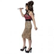Costume femme Amy star profil
