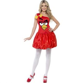 Costume femme Angry Birds