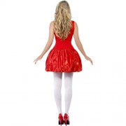 Costume femme Angry Birds dos