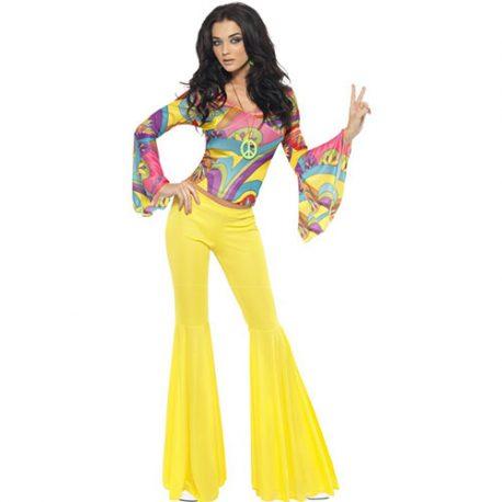 Costume femme années 70 groovy baby