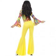 Costume femme années 70 groovy baby dos