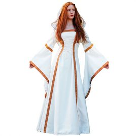 Costume femme Authentic Medieval Eleana