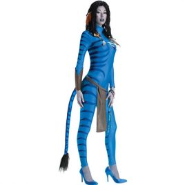 Costume femme Avatar Neytiri licence