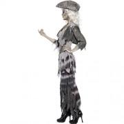 Costume femme bateau fantôme Ghoulina profil