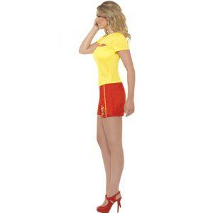 Costume femme baywatch profil