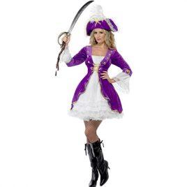 Costume femme beauté pirate