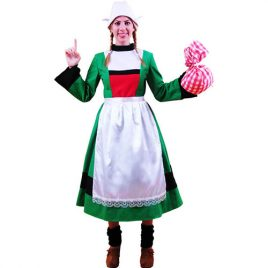 Costume femme bretonne Bécassine