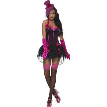 Costume femme burlesque sexy