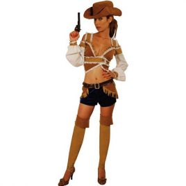Costume femme sexy Calamity