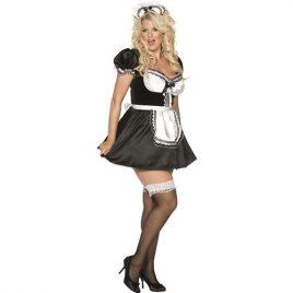 Costume femme de chambre charme française