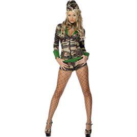 Costume femme combat sexy