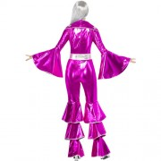 Costume femme dancing dream 1970 dos