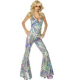 Costume femme dancing queen