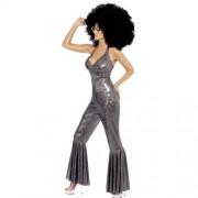 Costume femme disco diva profil