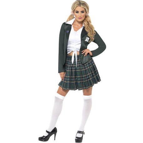 Costume femme écolière bcbg
