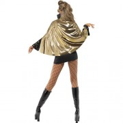 Costume femme Elvis show dos