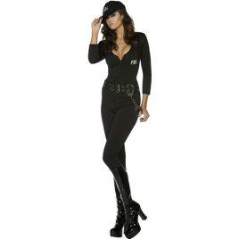 Costume femme FBI sexy
