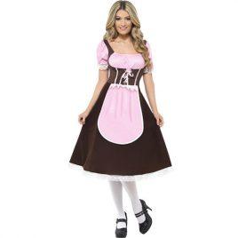 Costume femme de taverne