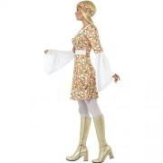 Costume femme flower power profil