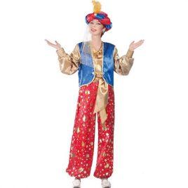 Costume femme grand vizir