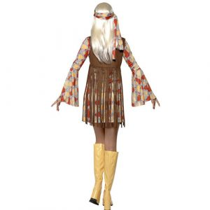 Costume femme groovy baby 1960 dos