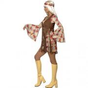 Costume femme groovy baby 1960 profil