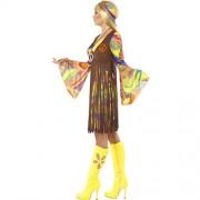 Costume femme groovy lady 1960 profil