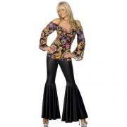 Costume femme hippie moderne profil