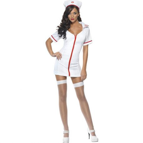 Costume femme infirmière sexy