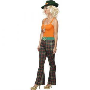 Costume femme lady million profil
