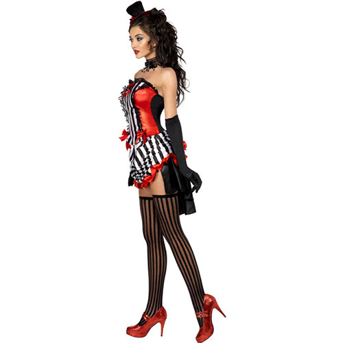 costume femme madame vamp cabaret magasin de d guisement paris location de costumes. Black Bedroom Furniture Sets. Home Design Ideas