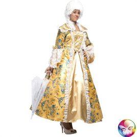 Costume femme Mademoiselle Meertey