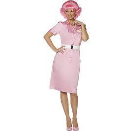 Costume femme maîtresse école française