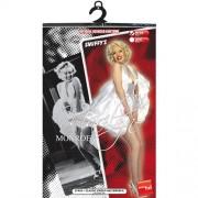 Costume femme Marilyn Monroe pochette