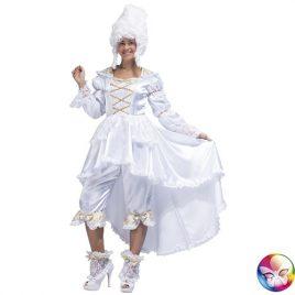 Costume femme marquise baroque