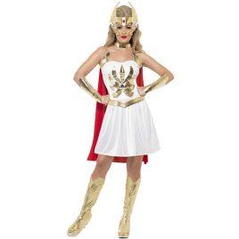 Costume femme She-Ra licence
