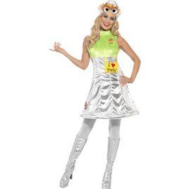 Costume femme Sesame Street Oscar