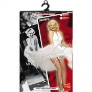 Costume femme pimpante Marilyn pochette