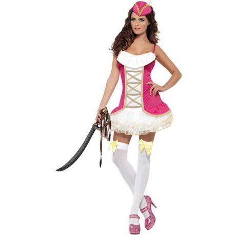 Costume femme piratesse sexy perfection
