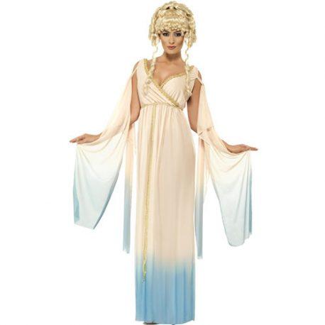 Costume femme princesse grecque