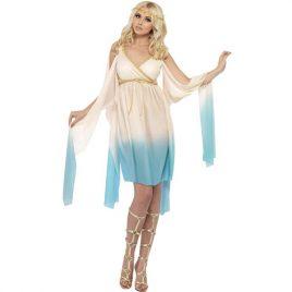 Costume femme princesse beauté grecque