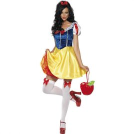 Costume femme Blanche Neige sexy