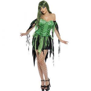 Costume femme méchante sorcière