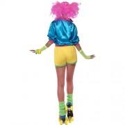 Costume femme roller show dos