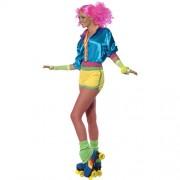 Costume femme roller show profil